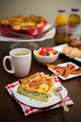 Sunday Brunch Quiche