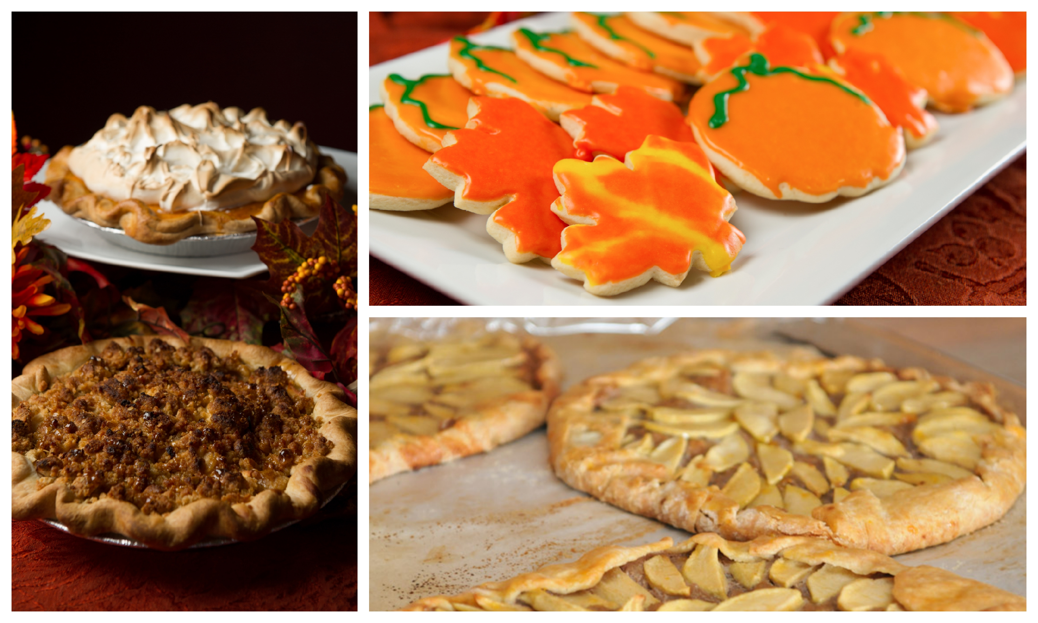 Piato Cafe Fall Desserts