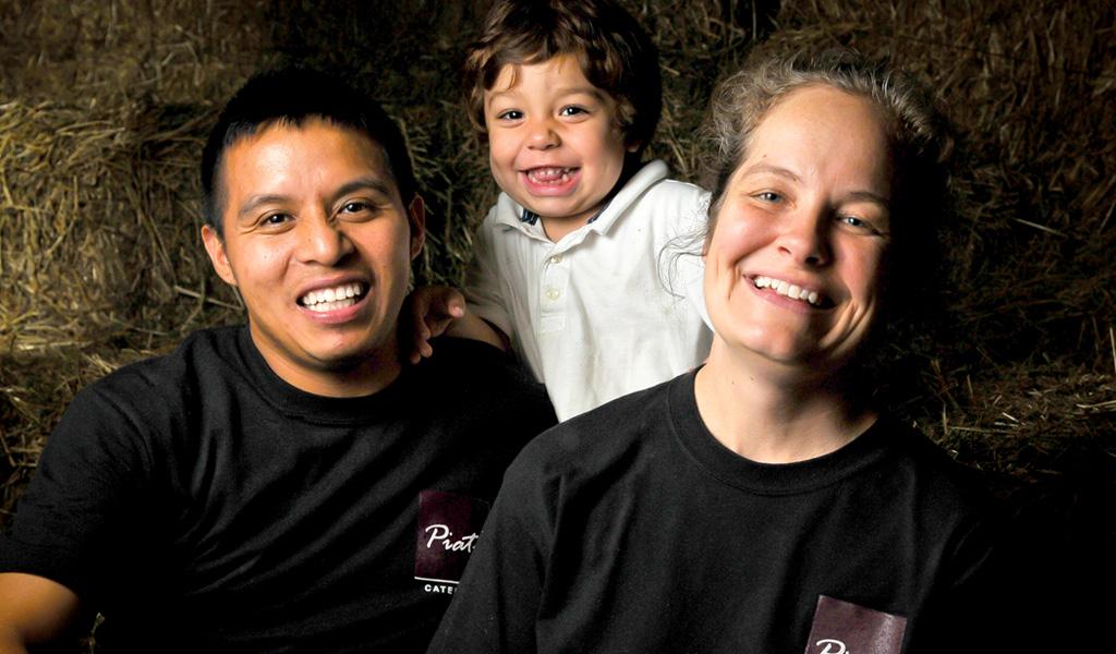 kelly's family