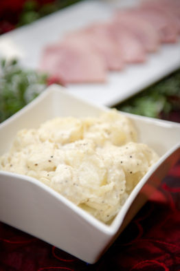 Mashed Potatoes Dinner Sides