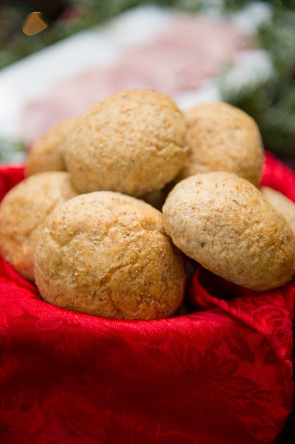 Rolls - Dinner Buffet Bread Choices