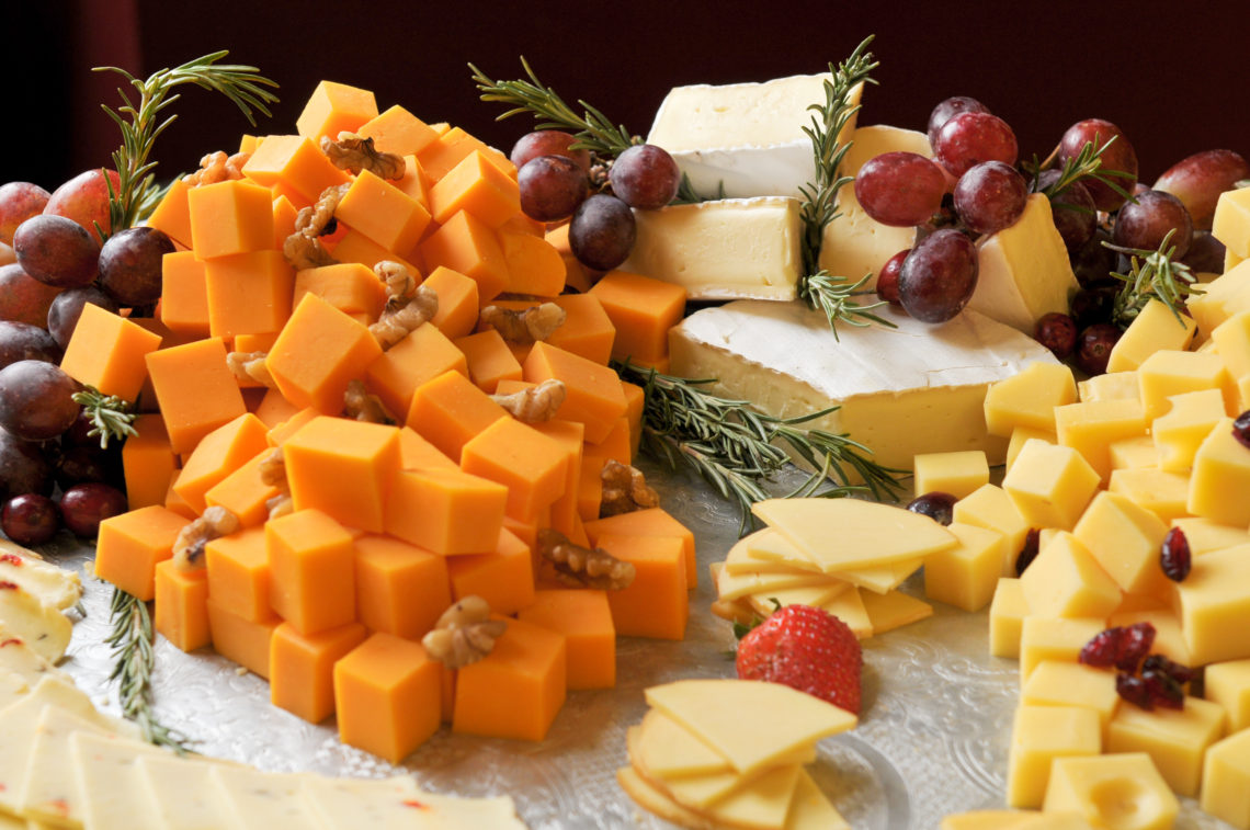Domestic Cheese Platter