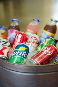 Thirst Quenchers - Soda and Snapple