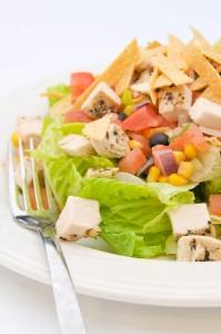 Chicken Tortilla Salad two
